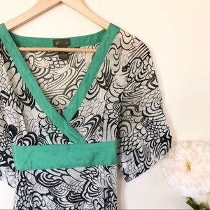 Anthropologie   Fei Lashbuna Kimono Blouse